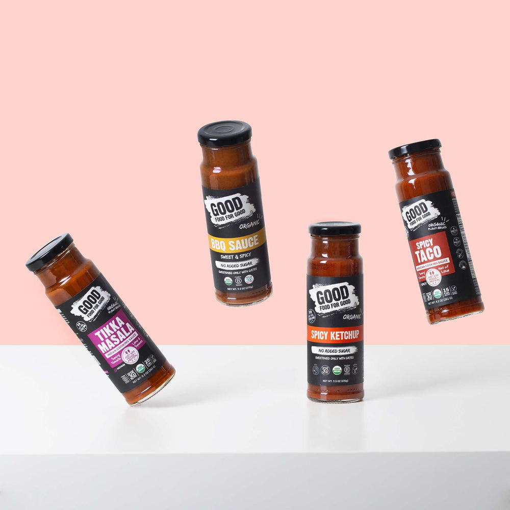 Some Like It Hot - Spicy Sauce Combo