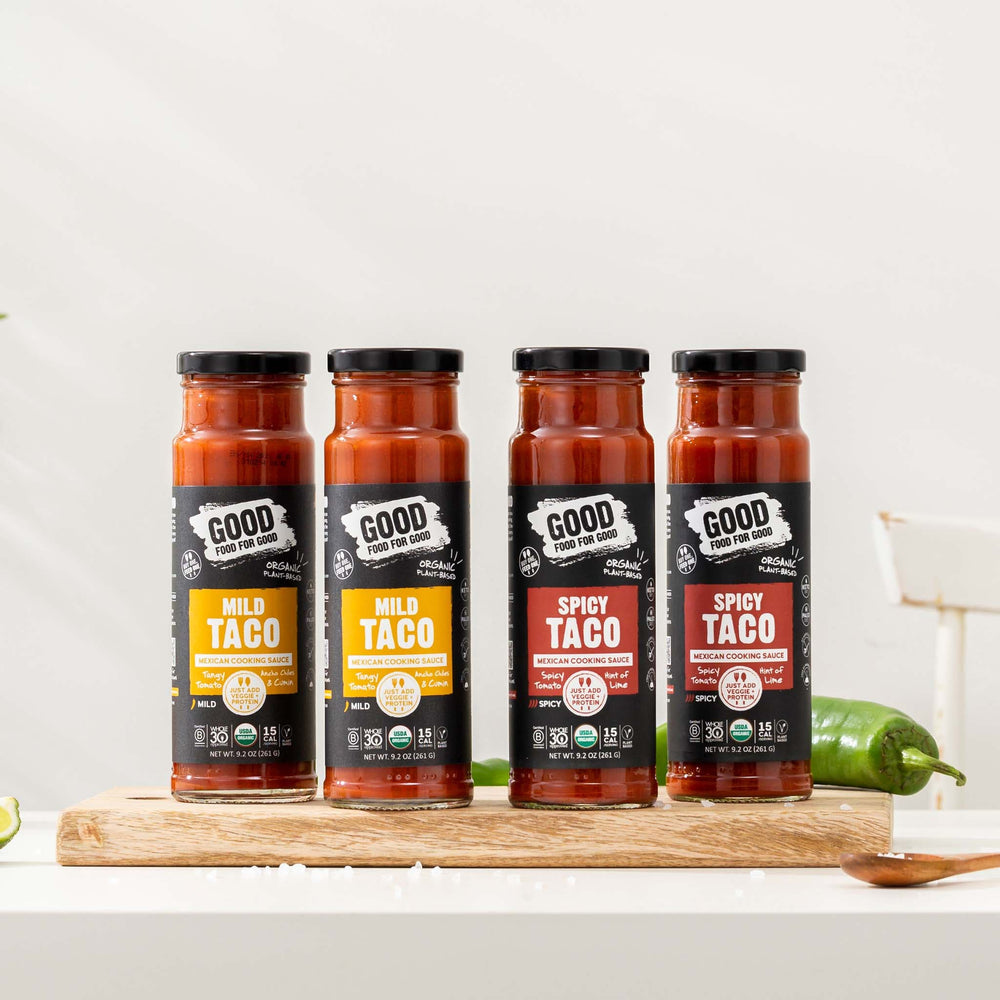 Takes Two To Taco - Mexican Sauces Combo