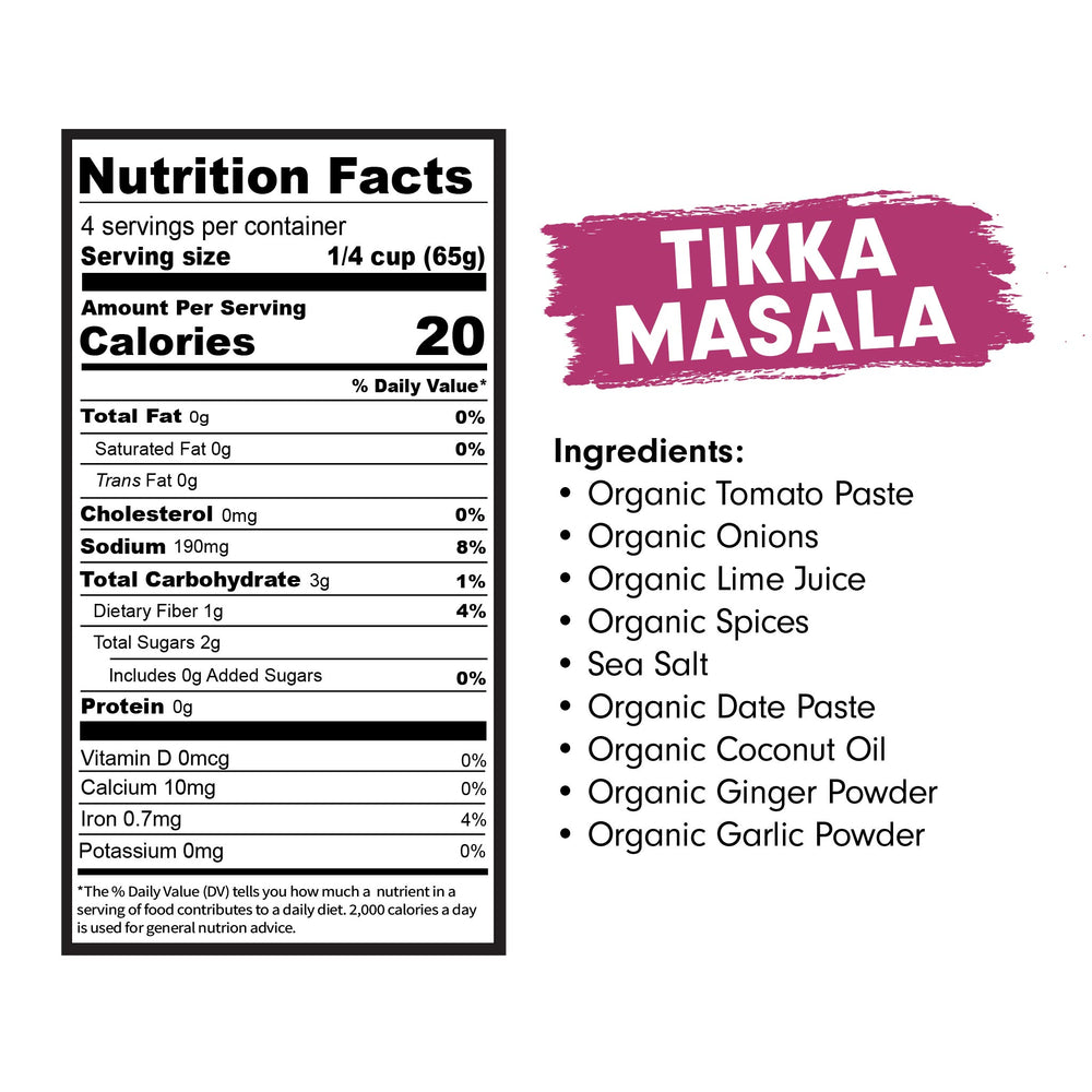 tikka masala sauce, spicy indian sauce, spicy combo pack, indian spice combo, good food for good