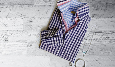 Casual, classy or preppy... as long as it's true Gingham