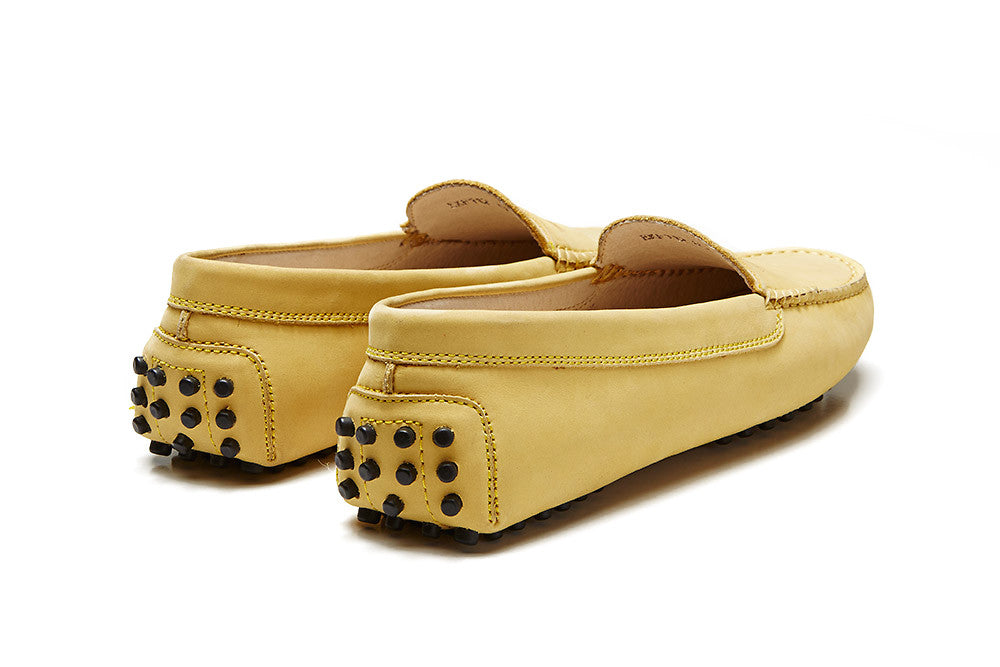 Portofino - Lemon Leather *DISCONTINUED WOMENS COLLECTION*