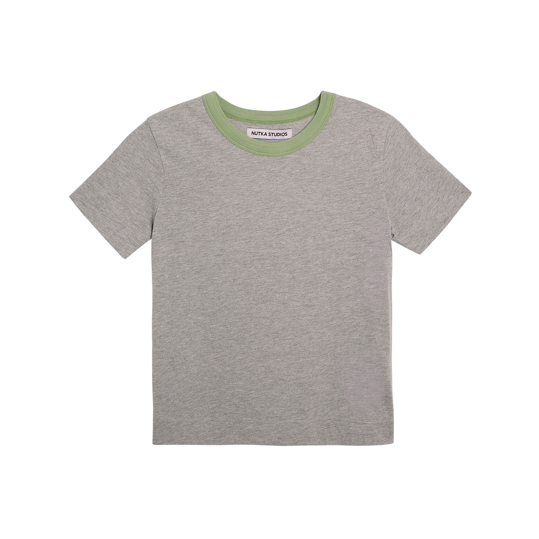 1960 studio t-shirt grey