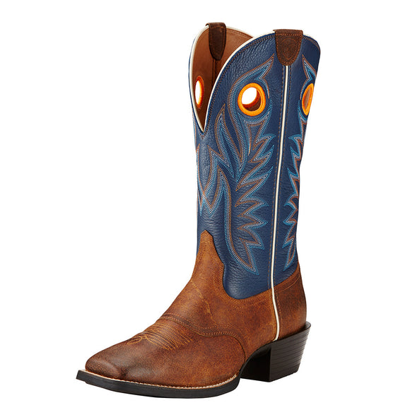 Botas Ariat Mod Mens Sport Outrider Pinecone Federal Blue