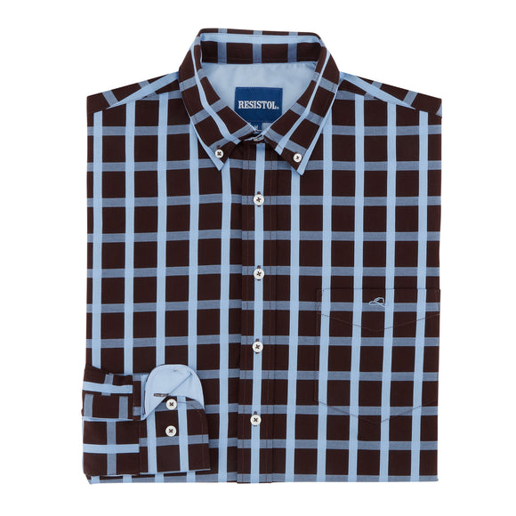 Camisa Resistol  Brawley- Button