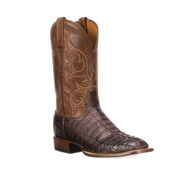 Botas Lucchese Haan CL1036.W8S Brown Caiman