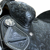 Montura Cactus Saddlery Team Roper Black