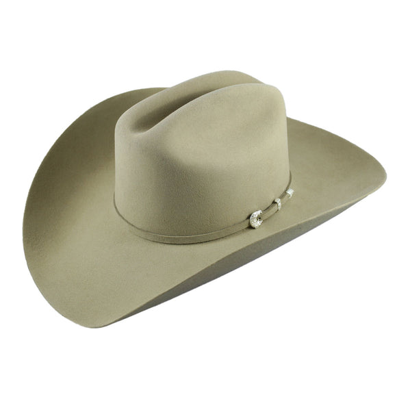 Stetson Duncan 4x Silverbelly