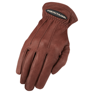 Guantes Heritage Mod HG284 Brown Con Lana