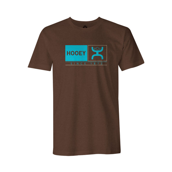 Playera Hooey Roots Brown