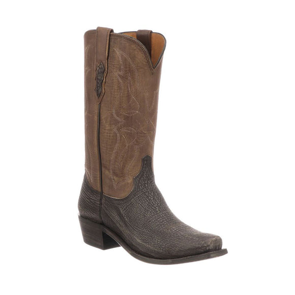 Botas Lucchese Carl M3105.74 Chocolate Shark