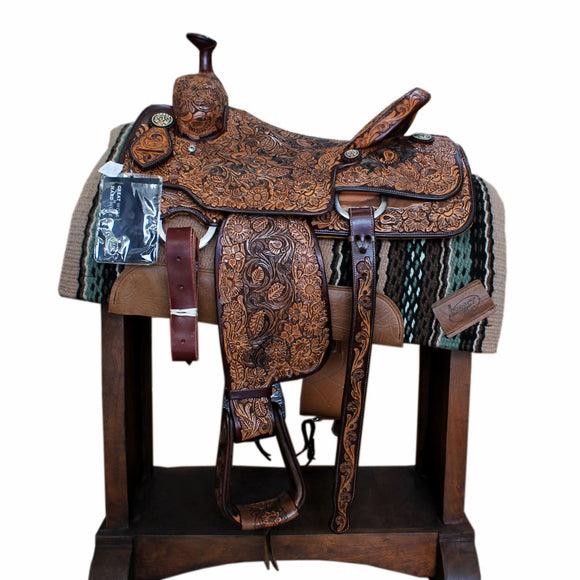 Montura Cactus Saddlery Team Roper Full Tool