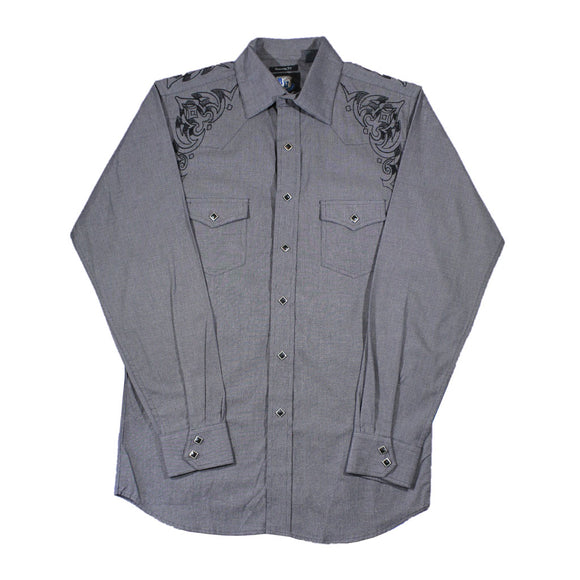 Resistol University October Chambray