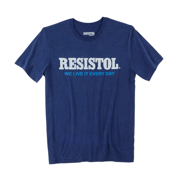 Playera Resistol Everyday Navy
