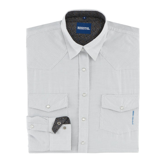 Camisa Resistol Twin Creek Snap