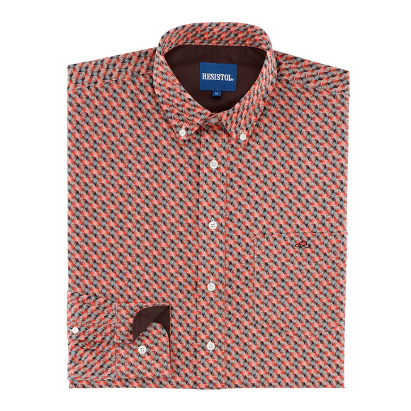Camisa Resistol Sunset Oak