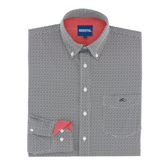 Camisa Resistol Willow Button