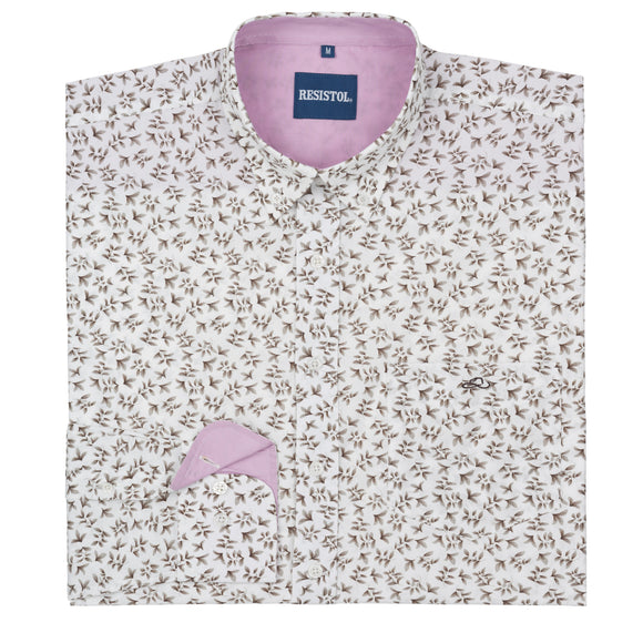 Camisa Resistol Palmetto button