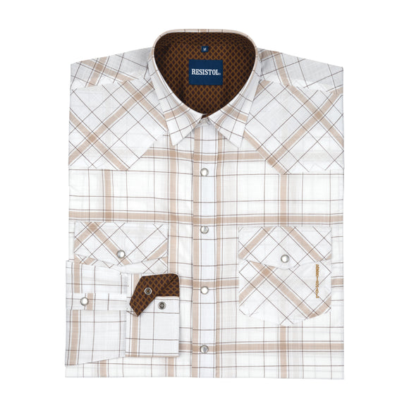 Camisa Resistol Rockledge Snap