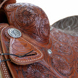 Montura Cactus Saddlery Relentless Team Roper