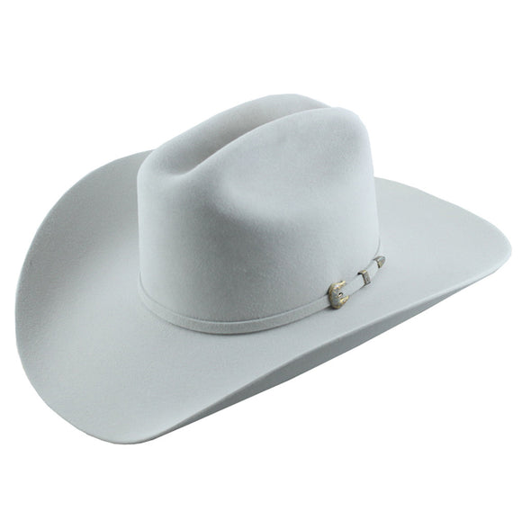Stetson High Point 6x Silver Grey