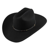 Stetson Powder River 4x Black