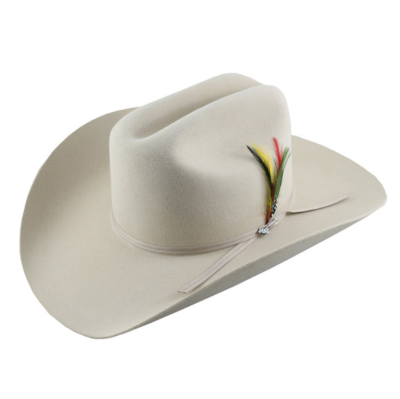 Stetson Roper 6x Silverbelly