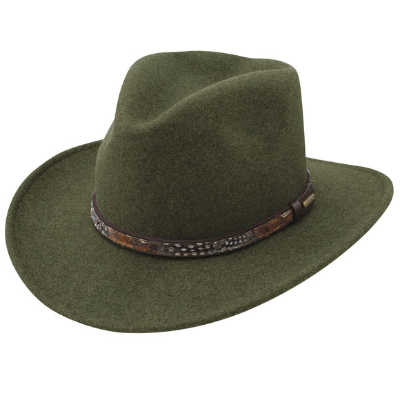 Stetson Expedition Loden Crushable