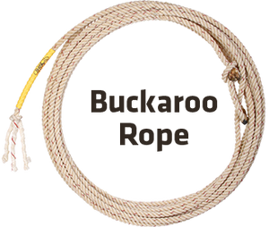 Cactus Ropes Soga Buckaroo Ranch Rope 60' y 70'