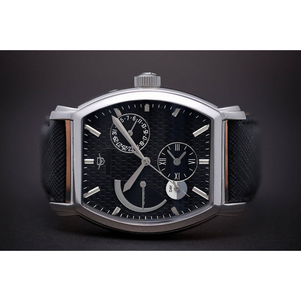 Ma 692 Le Cadre Intense Black Power Reserve-Wristwatch-Matt Arend Timepieces