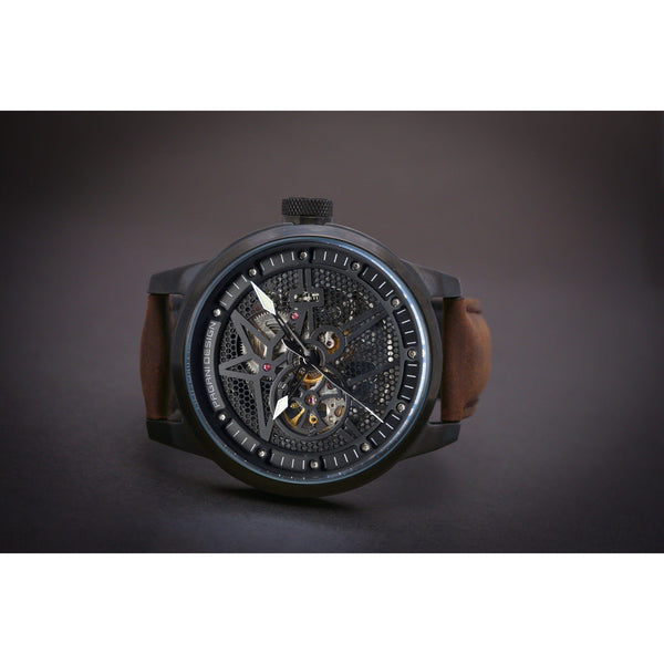 Ma 717 Black Star 52 Skeleton-Wristwatch-Matt Arend Timepieces