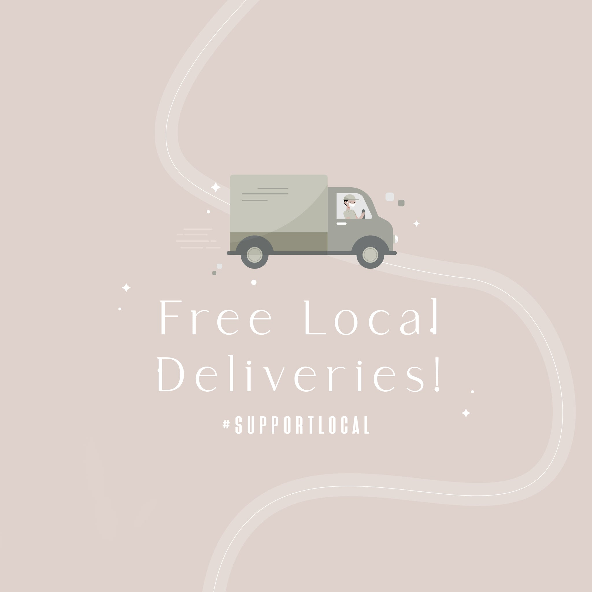 Free Local Deliveries in GTA