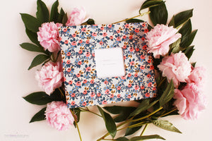 Les Fleurs Keepsake Album by Our Story Paper Co.