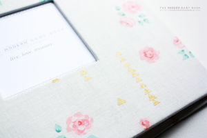 Starry Nights Keepsake Album by Our Story Paper Co.