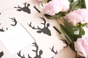 Hello Buck Keepsake Album by Our Story Paper Co.