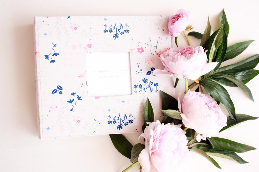 Paperie Gardens Keepsake Album by Our Story Paper Co.