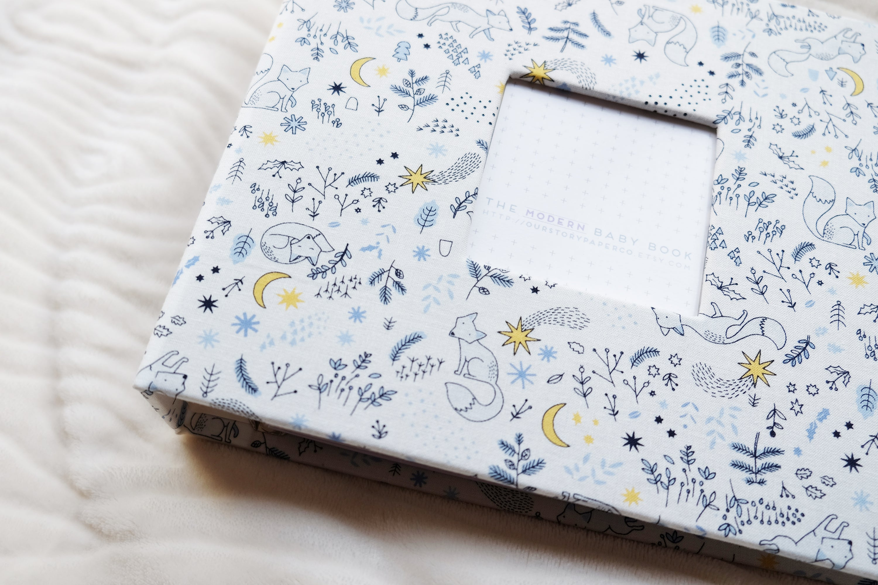 Woodland Dreams Keepsake Album by Our Story Paper Co.