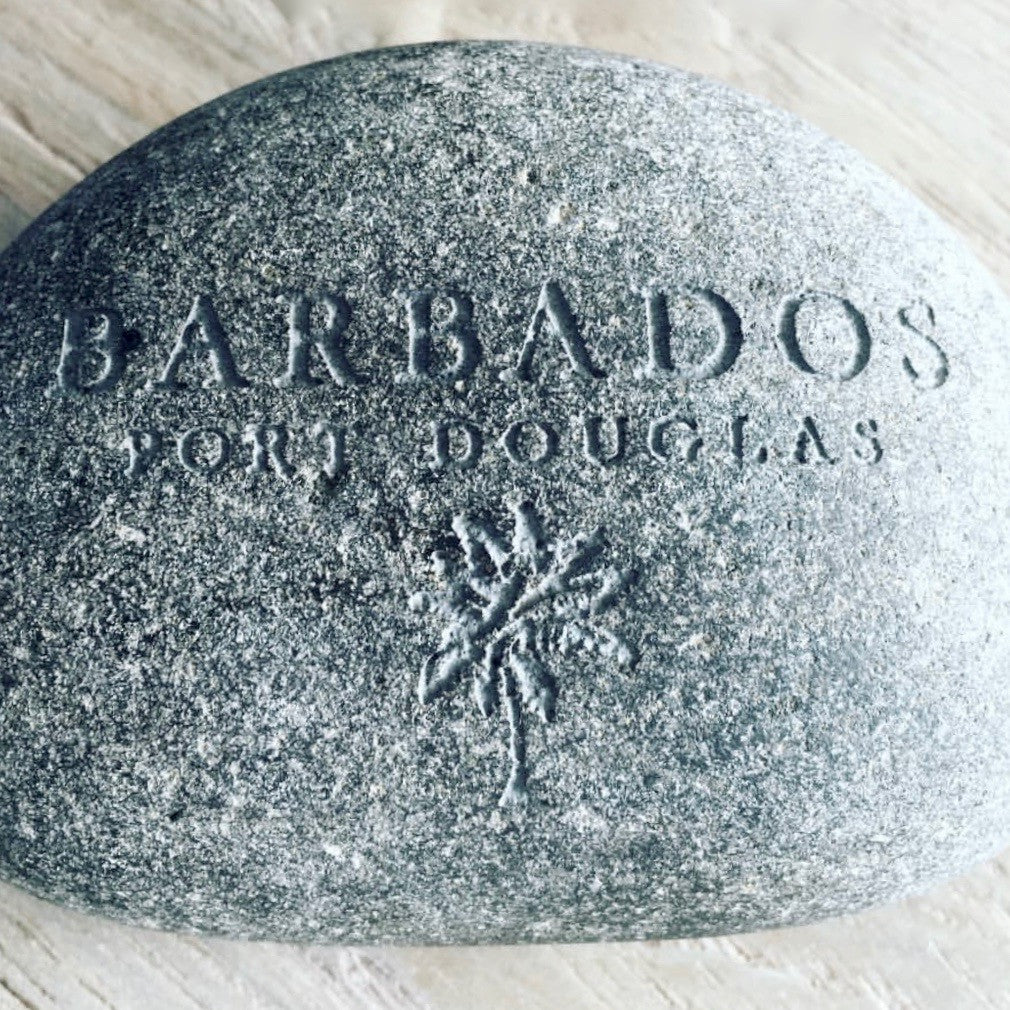 "signature ""barbados"" rock"