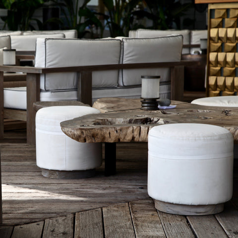 "signature ""the island"" coffee table"