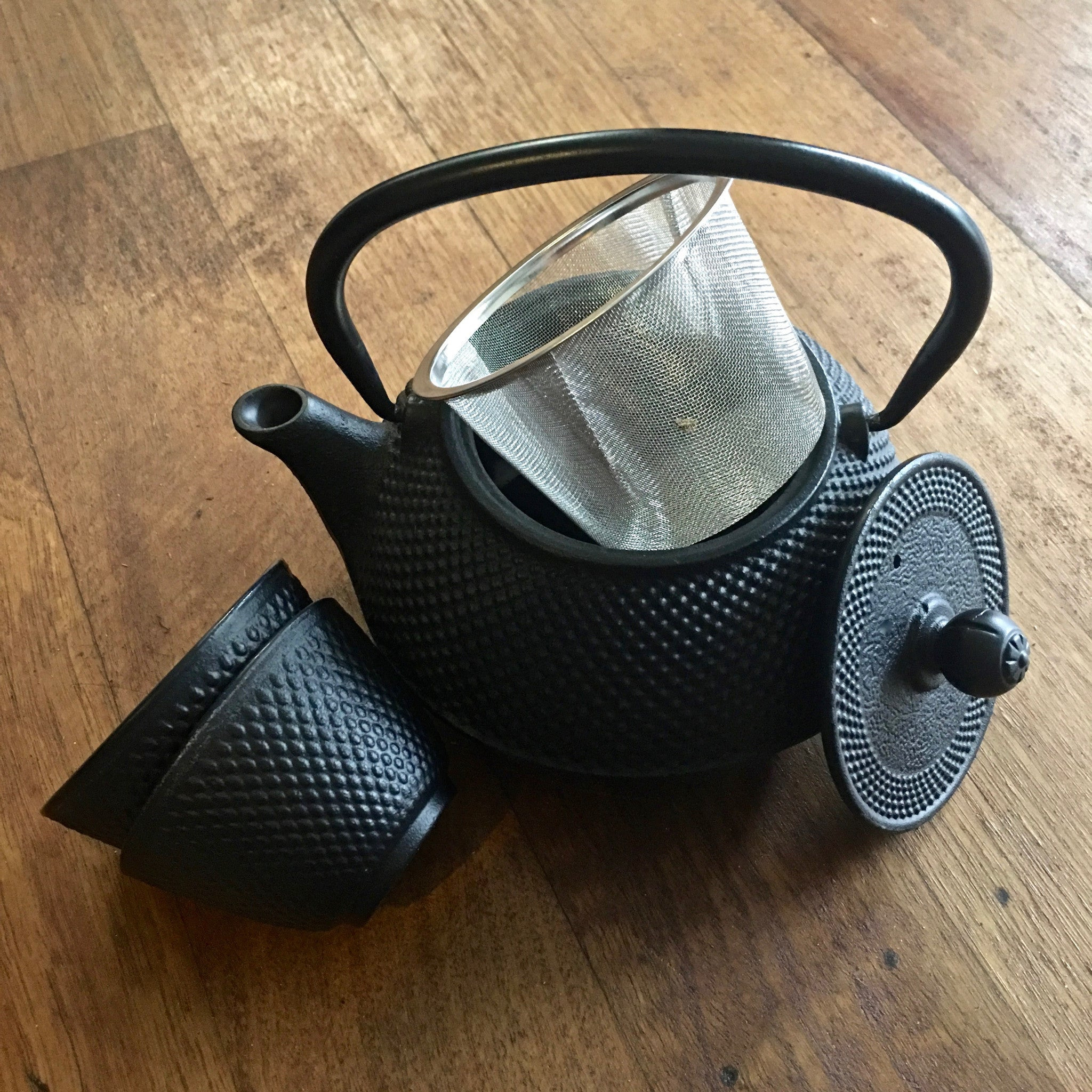 "signature ""barbados"" tea pot set"