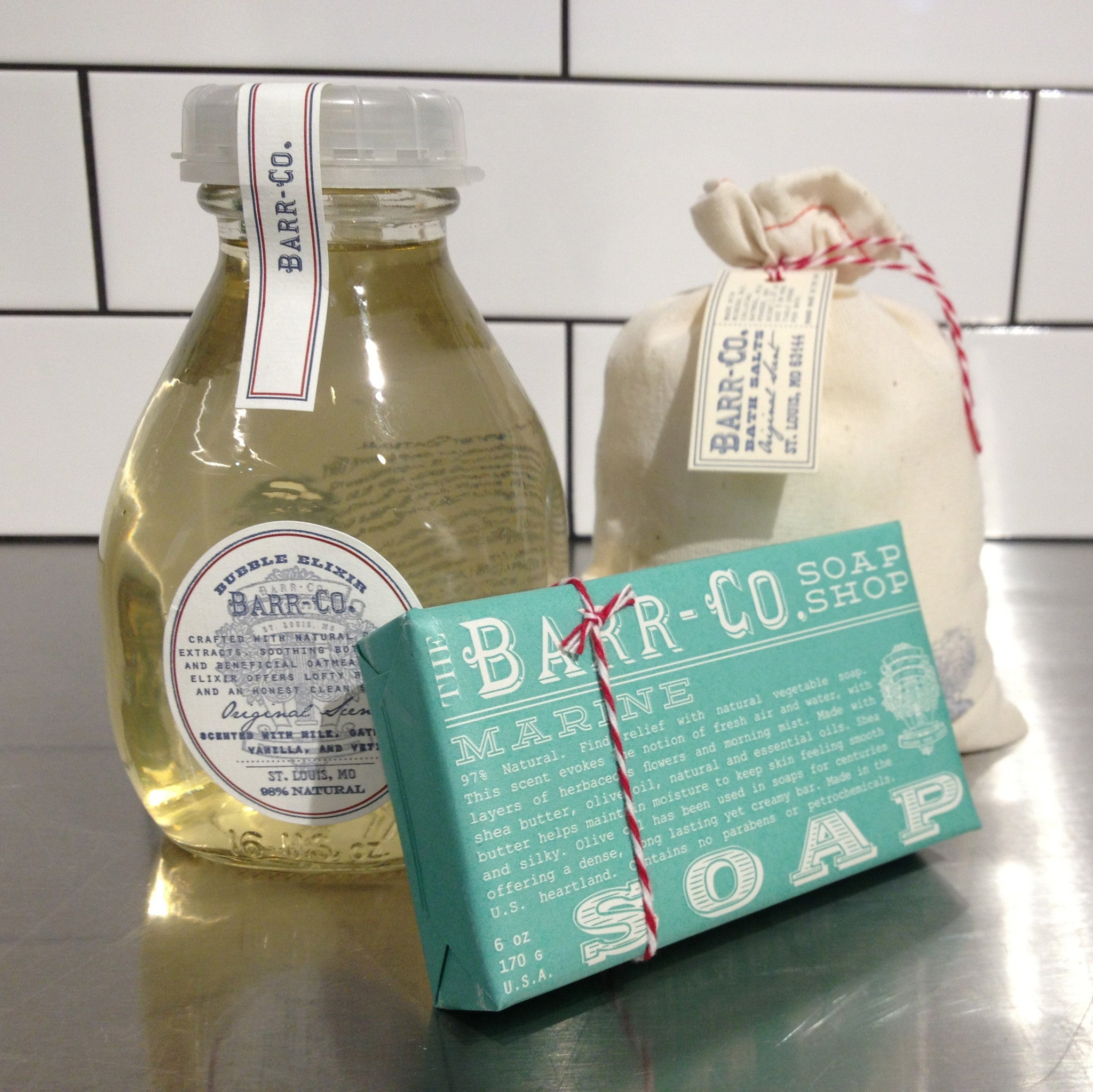 barr-co. mineral bath salts