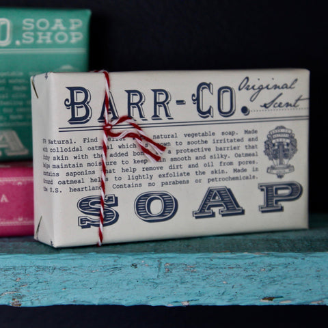 barr-co. original soap