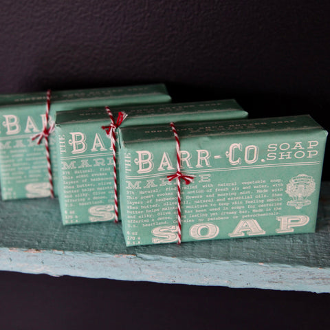 barr-co. marine soap
