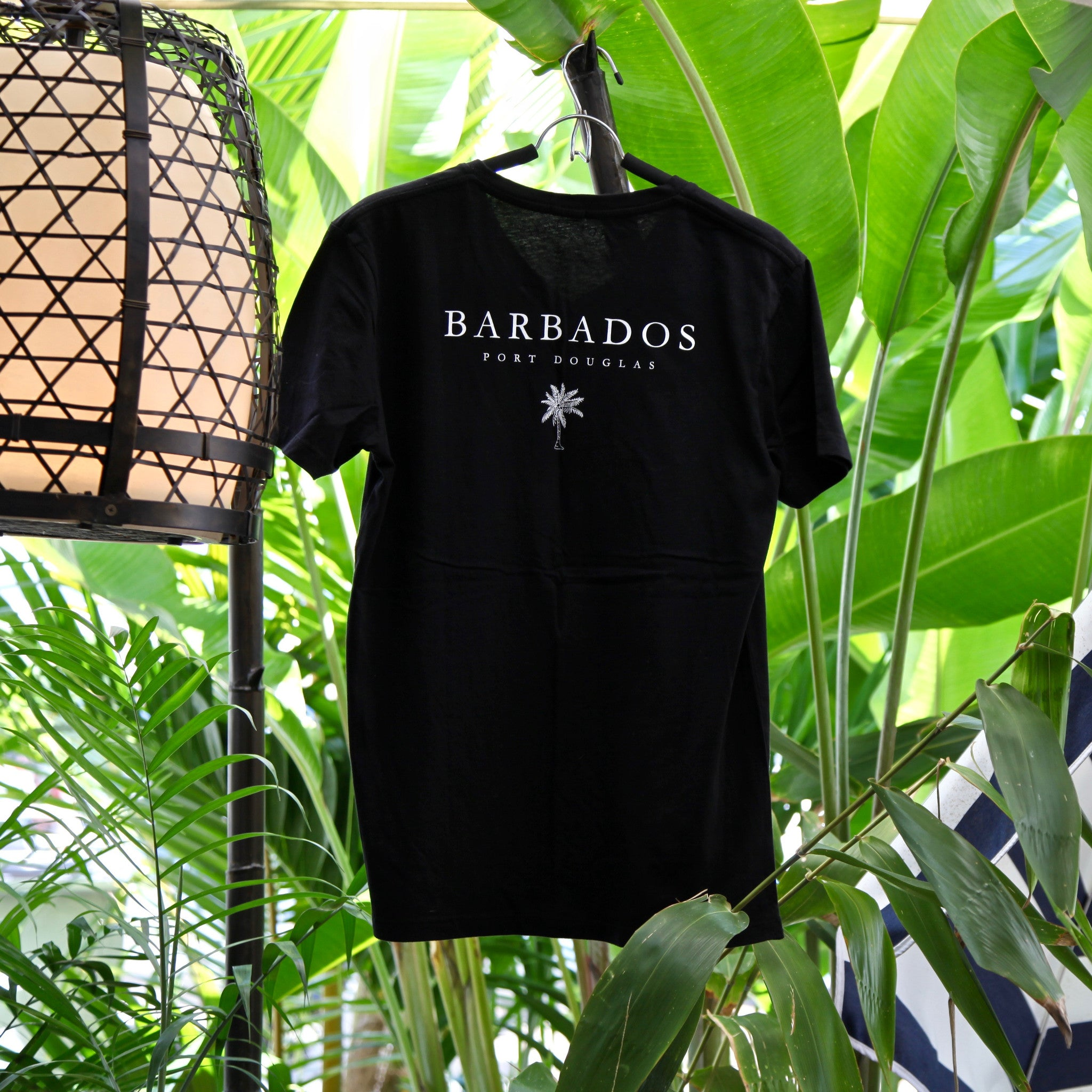 """barbados"" men's t-shirt"
