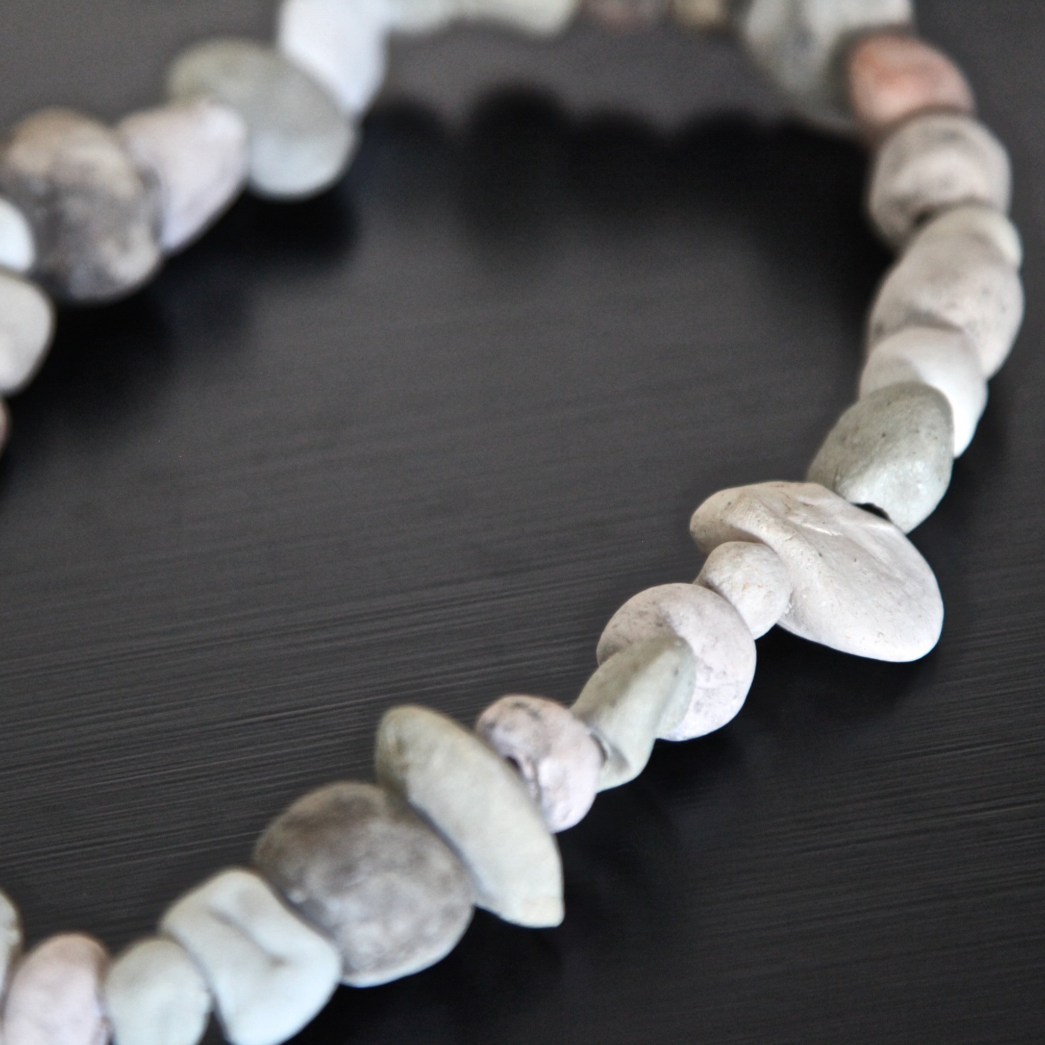 clay necklace - medium size