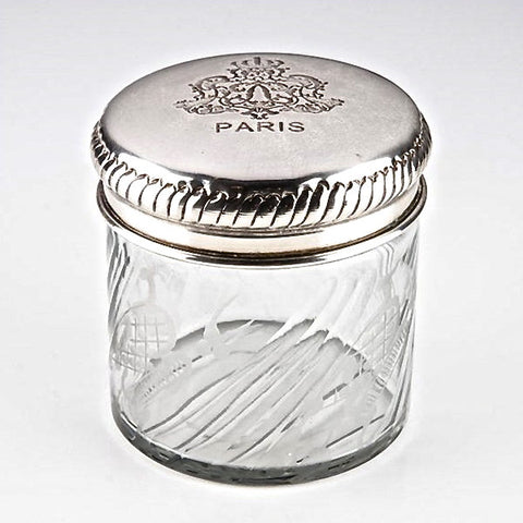 i love 'paris' jar - reduced