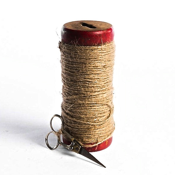 spool, twine & scissor set