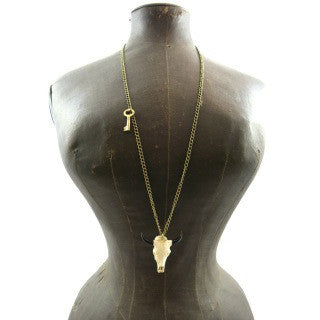 'wild & free' necklace