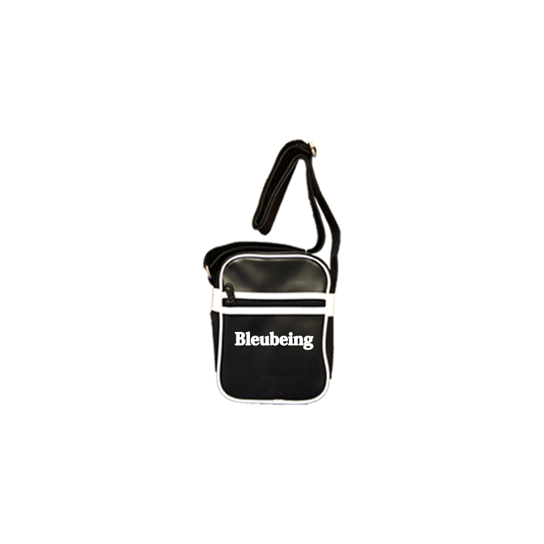 Retro Sport Crossbody Bag Black