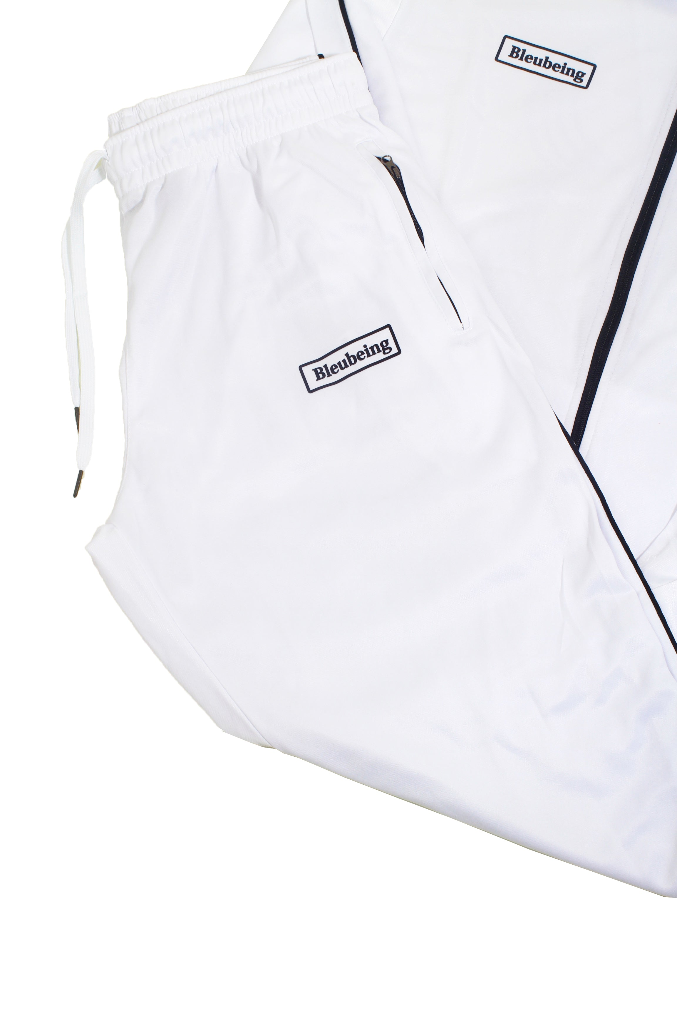 Men's Classic Retro Tracksuit 2.0 White