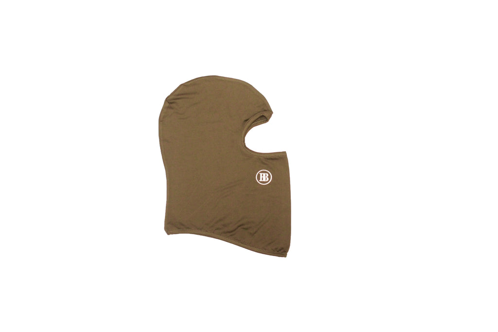 """BB"" Balaclava Mask Olive Green"